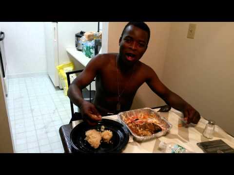 African food tastes good