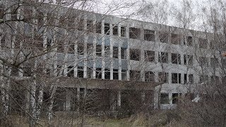Жители мкр. Жуковского обеспокоены состоянием территории ниточной фабрики