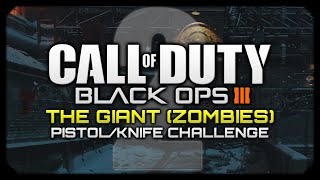 "Call of Duty: Black Ops 3 Zombies Gameplay (PC) || ""The Giant"" 