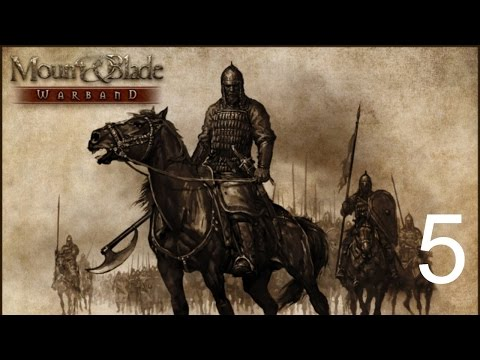 Mount&Blade: Warband (Floris mod) EP 5 | Count Michaud is mine