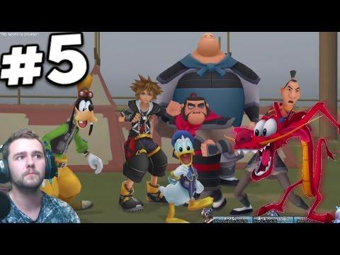 Final Fantasy Peasant Kingdom Hearts: KH 2.5 remix- The Land of Dragons and Mushu lolz (Mulan)