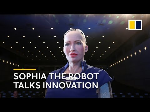 Hong Kong-developed robot speaks to South China Morning Post Mp3