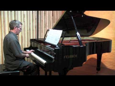 Chopin Nocturne No.20 in C# minor - Paul Barton, FEURICH 218 Grand Piano