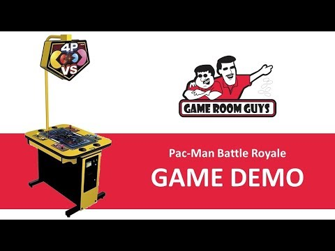 Pac-Man Battle Royale | Game Room Guys