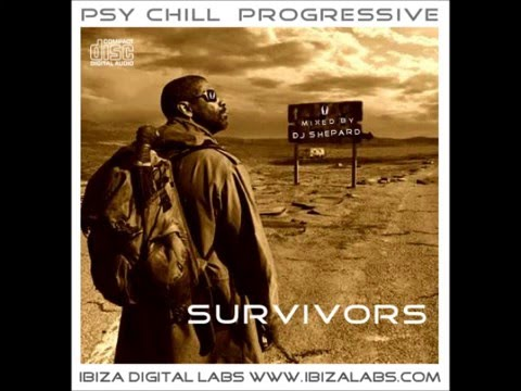 Psychedelic Chill-SURVIVORS mixed by Dj Shepard(Post Apocalyptic)