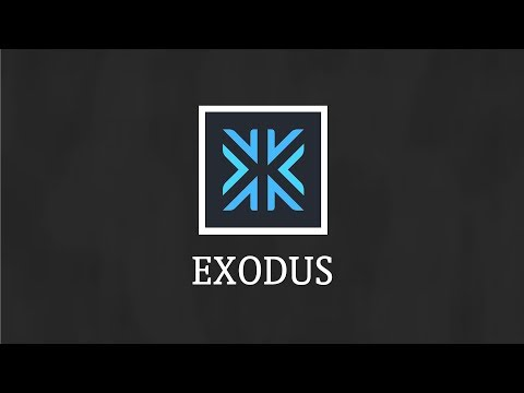 Exodus: Best Bitcoin & Altcoin Desktop Wallet