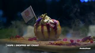 Extraordinary Chefs - Kunal Kapur - Oops I dropped my chaat!