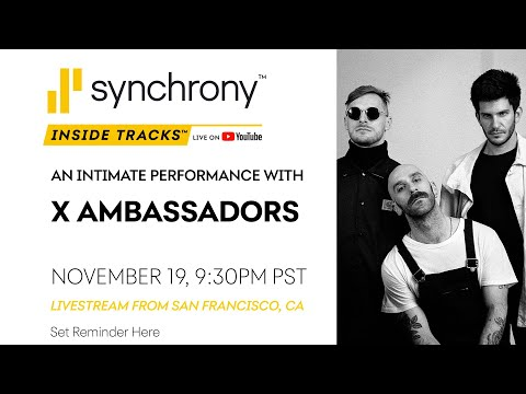 Live In San Francisco (Presented By Synchrony Inside Tracks)