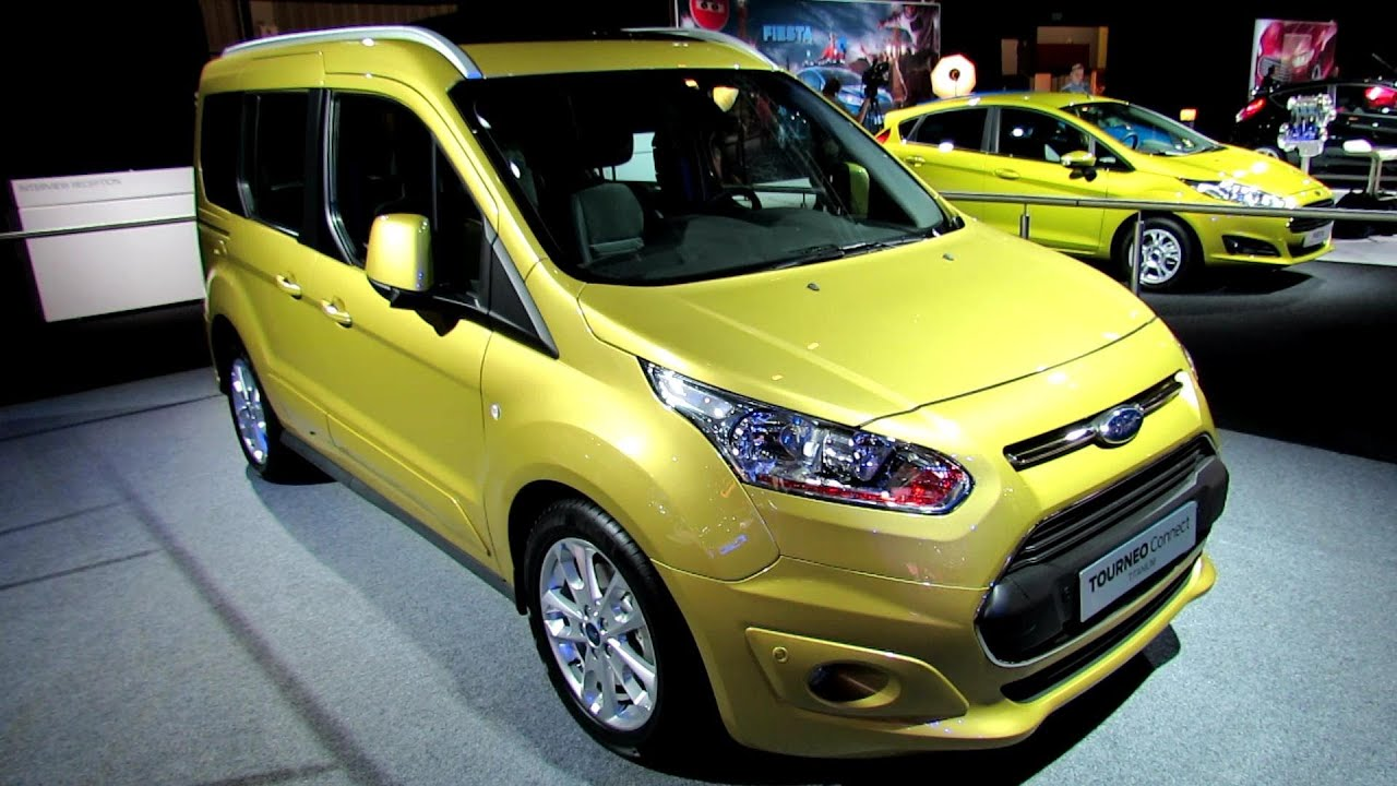 2013 ford tourneo connect exterior and interior. Black Bedroom Furniture Sets. Home Design Ideas