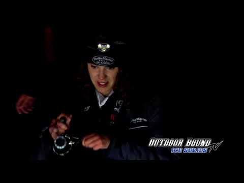 Outdoor Bound TV Manitoba Walleye And Burbot Ice Fishing EP173
