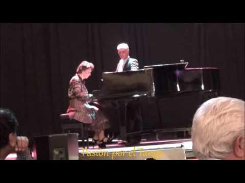 BEBA PUGLIESE Interpretando el Tango LA BEBA en LA MILONGUITA