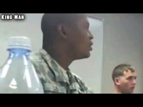 Militares de la fuerza aérea de EEUU discutieron sobre las diferentes razas extraterrestres