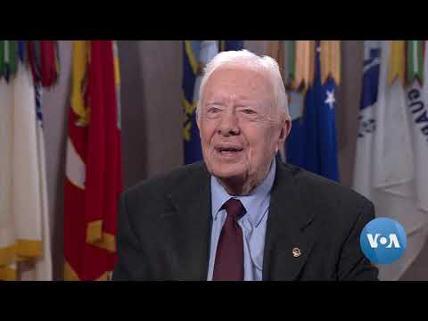 Former President Jimmy Carter to Mark Historic 95th Birthday
