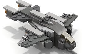 How To Build a MINI HALO PELICAN