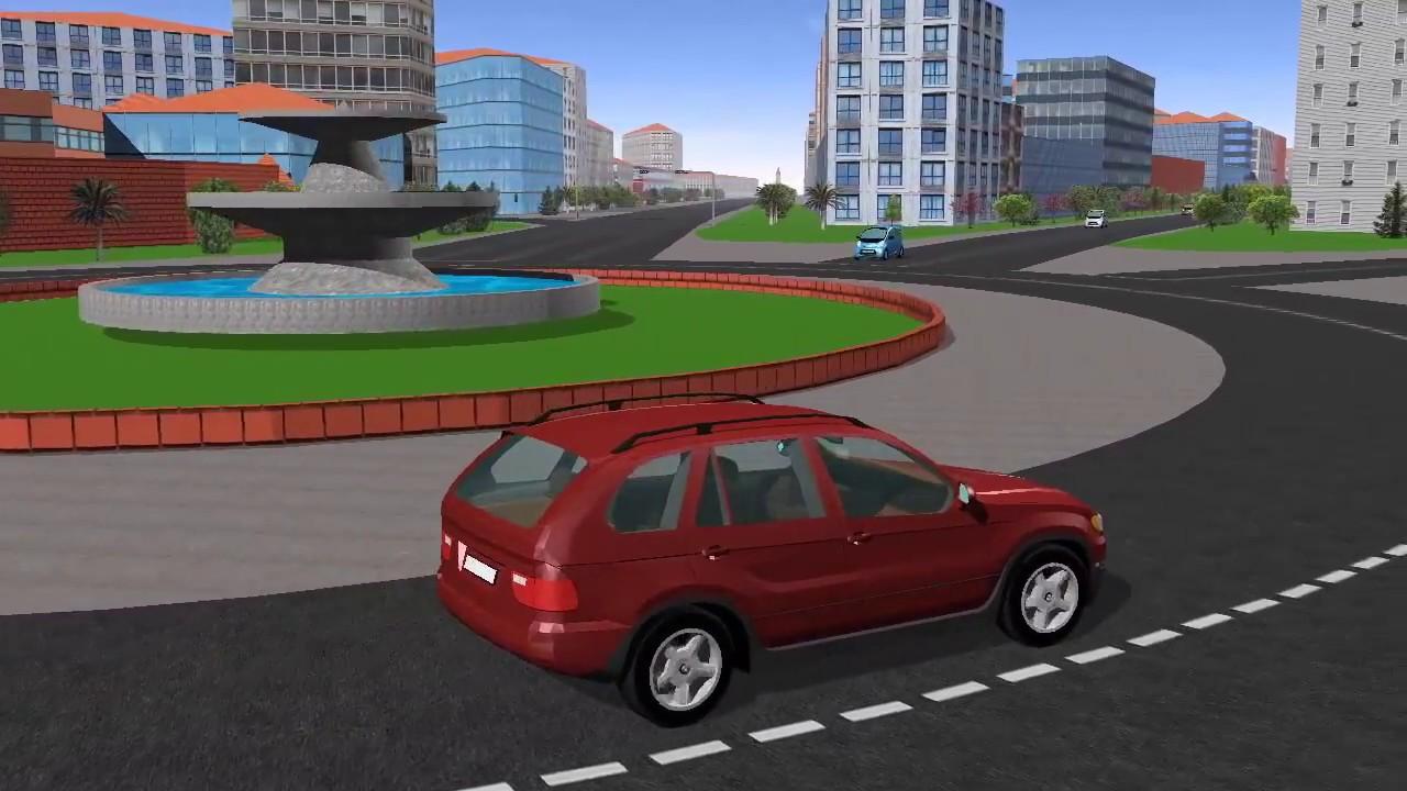 Webots: The autonomous vehicle simulator