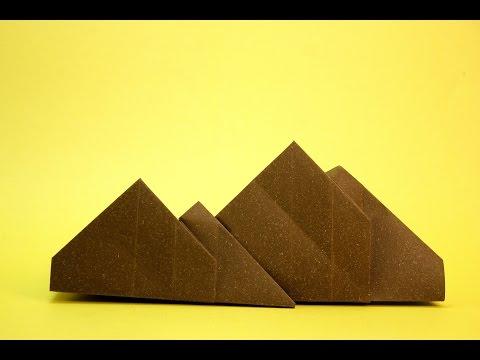 Mountain Origami | Story of an Elephant  (Ashab e Feel)