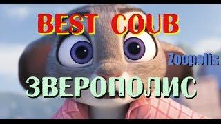 Зверополис, Zootopia, Best coub Zootopia, Коуб лучшее Зверополис +в хорошем качестве