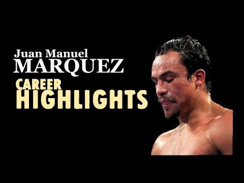 Juan Manuel Marquez Career Highlights