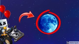 Flying To Outer Space Glitch In Fortnite
