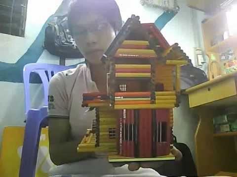Nhà bút chì - pencil house 1