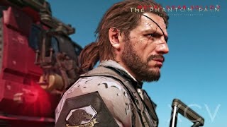 Metal Gear Solid V: The Phantom Pain Walkthrough Part 9 · Episode 7: Red Brass [60fps]