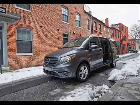 2016 Mercedes Benz Metris Review Youtube