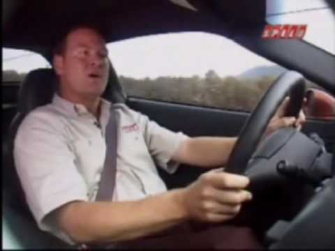 SPEED TV tests the C6 Z06  (Part 1/3)