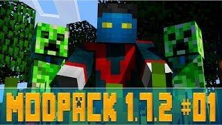 Minecraft ModPack 1.7.2 #01