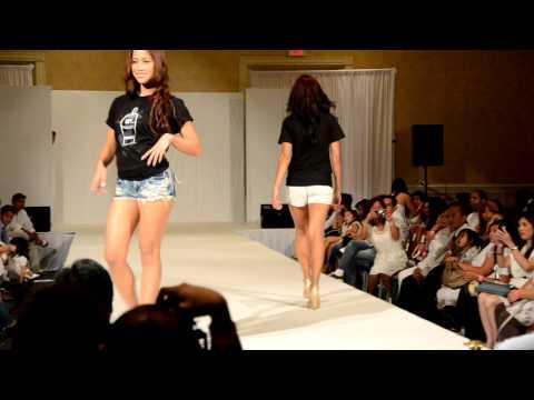 Nosteelgia Fashion Show Hilton Hotel Pasadena CA August 25, 2012