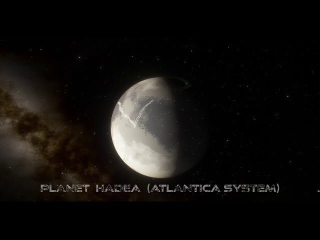 Planet Hadea (Atlantica System)
