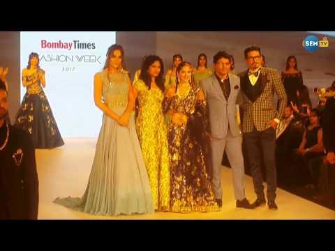 Bombay Time Fashion Week 2017 Presents Libas By Riyaz & Reshma Gangji
