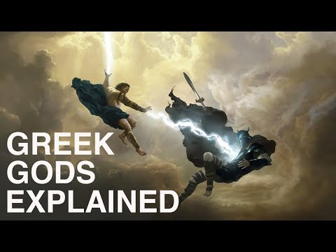 Greek Gods Explained In 12 Minutes