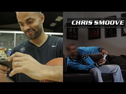 Tony Parker vs. Chris Smoove - Need for Speed Most Wanted NFS01