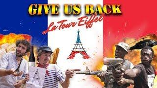 GIVE US BACK LA TOUR EIFFEL (FEAT WAKALIWOOD) - LE GRABUGE