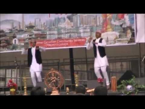 himalaya festival show in downtown toronto..wmv