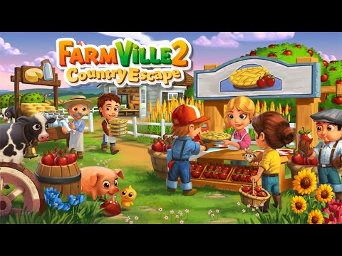 FarmVille 2: Country Escape - Level 46 - IPad / IPhone / Android