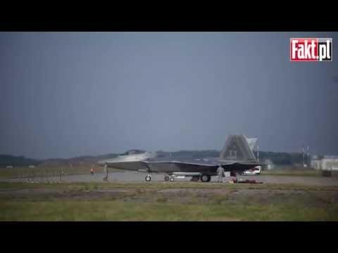 F-22 Raptor w Polsce
