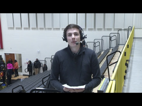 Cleveland Heights High Boys Basketball vs Lutheran East