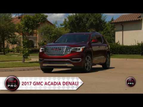 The Car Pro Third-Row Seat SUV Showdown
