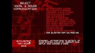 Command & Conquer: Red Alert installation program