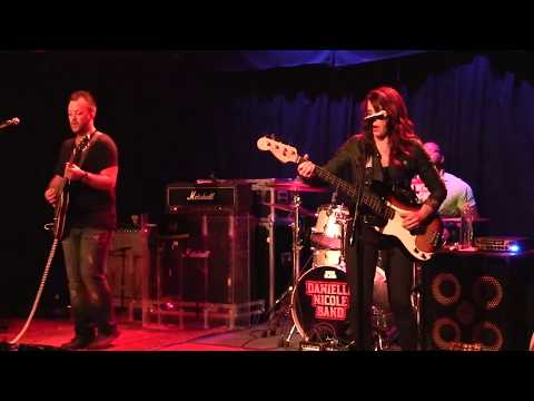 """Danielle Nicole Band - """"Cry No More"""" - High Noon Saloon, Madison, WI - 8/18/17"""