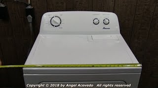 Check if your dryer is a 29 inch dryer made by Whirlpool