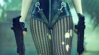 Sexy Nun Assassins: Hitman Absolution. Attack of the Saints (Reformatted 16:9)