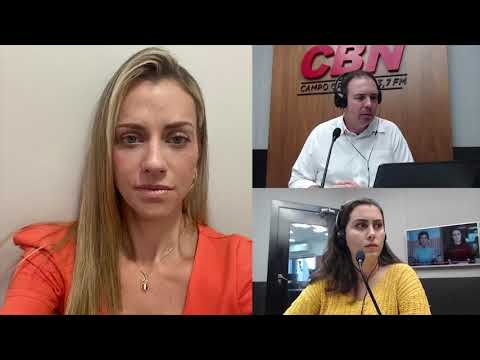 Entrevista CBN Campo Grande (02/04/2020) Joanna Beatriz Curado, Cardiologista