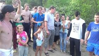 Тусовка в сторону аэропорта Тында.(Это видео загружено с телефона Android., 2012-09-01T14:47:51.000Z)