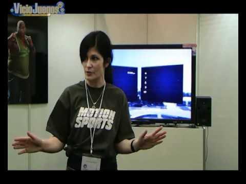 Motion Sports (360-Kinect) - VJ en la GamesCom-10