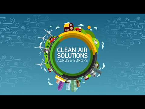 Business solutions for cleaner air