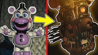 FNAF 6!? Freddy Fazbears Pizzeria Simulator .. but it's really Five Nights at Freddy's 6?!
