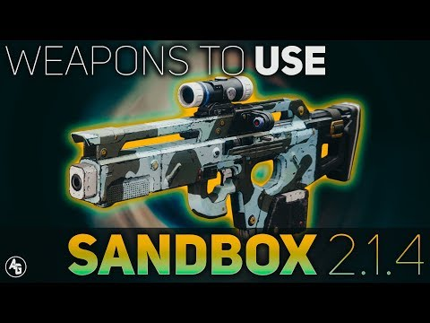 Weapons that could turn META (Sandbox 2.1.4) | Destiny 2 Black Armory thumbnail
