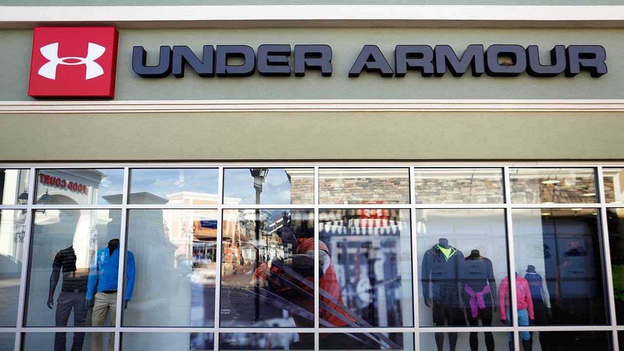 Under Armour's Stock Rallies On Earnings Beat